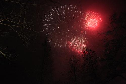 Pháo hoa rực sáng trên bầu trời cả nước - 3
