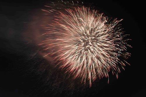 Pháo hoa rực sáng trên bầu trời cả nước - 13