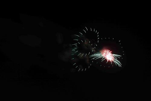 Pháo hoa rực sáng trên bầu trời cả nước - 14