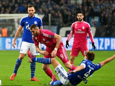 TRỰC TIẾP Schalke - Real: Không thể cưỡng lại - 4