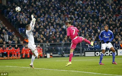 TRỰC TIẾP Schalke - Real: Không thể cưỡng lại - 5