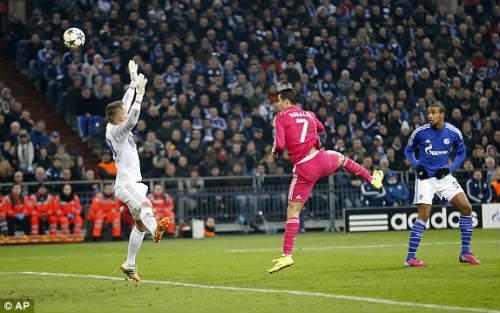 Schalke - Real: Nỗ lực vô vọng - 1