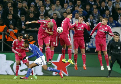 TRỰC TIẾP Schalke - Real: Không thể cưỡng lại - 8