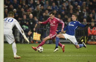 TRỰC TIẾP Schalke - Real: Không thể cưỡng lại - 7