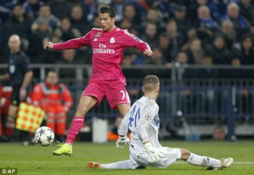 """""""Ronaldo của chúng ta đã trở lại"""" - 1"""