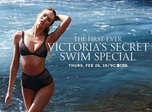 Thiên thần nội y bốc lửa với show bikini sexy nhất năm - 2