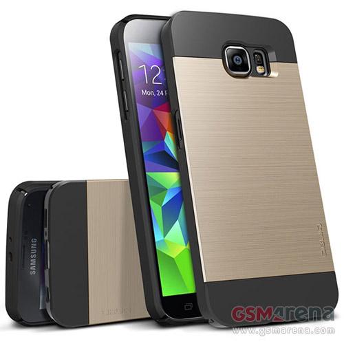 Samsung Galaxy S6 được xác nhận mỏng 6,9mm - 4