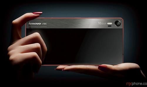 Lộ Lenovo Vibe Shot dùng camera có 3 đèn flash LED - 1