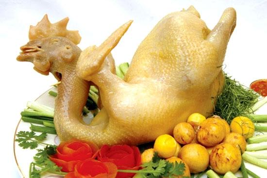 Điểm mặt các món không nên ăn cùng thịt gà - 1