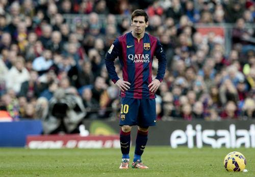 Messi: Khó khăn năm cũ là động lực năm mới - 1