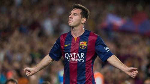 Messi: Khó khăn năm cũ là động lực năm mới - 2