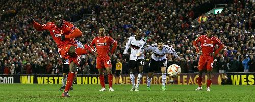 Liverpool - Besiktas: Niềm vui muộn màng - 1