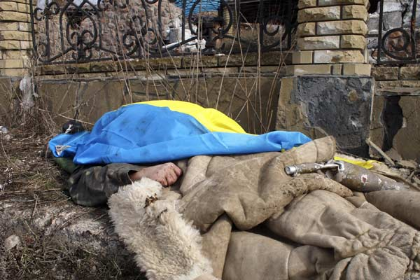 """Cuộc tháo chạy khỏi """"địa ngục"""" của lính Ukraine - 2"""