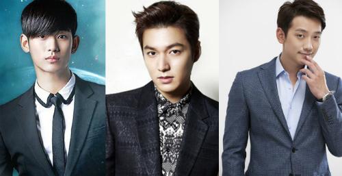 Những mẫu người đàn ông hoàn hảo nhất phim Hàn - 1