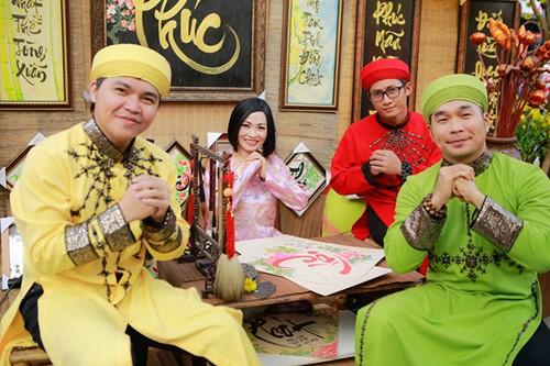 Phương Thanh du xuân cùng nhóm MTV - 4