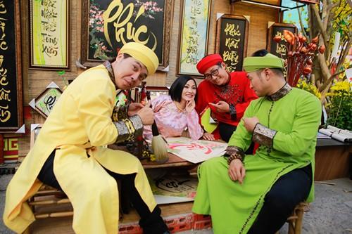 Phương Thanh du xuân cùng nhóm MTV - 3
