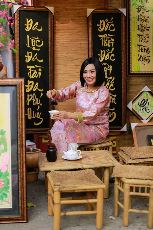 Phương Thanh du xuân cùng nhóm MTV - 6