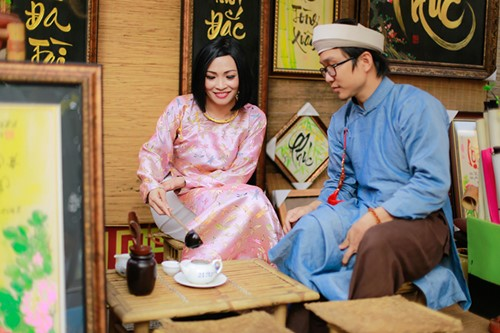 Phương Thanh du xuân cùng nhóm MTV - 8
