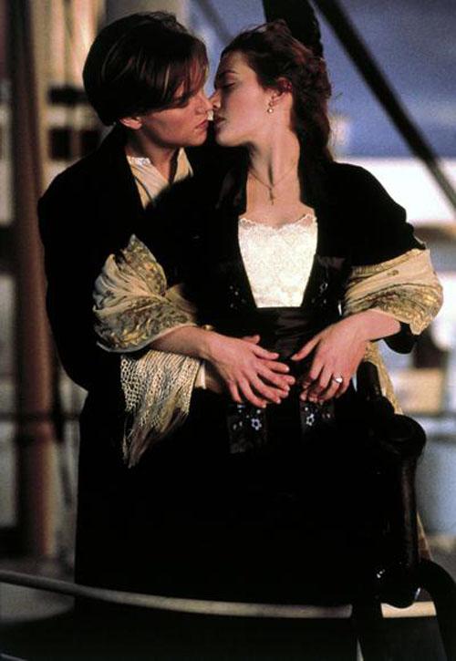 Những nụ hôn lãng mạn nhất mọi thời đại trên màn ảnh - 1