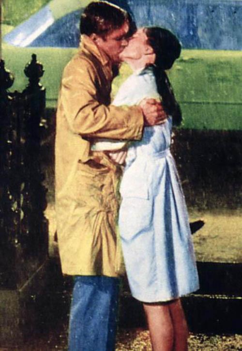 Những nụ hôn lãng mạn nhất mọi thời đại trên màn ảnh - 7