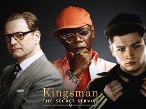 Lịch chiếu phim rạp CGV từ 20/2-26/2: Mật vụ Kingsman