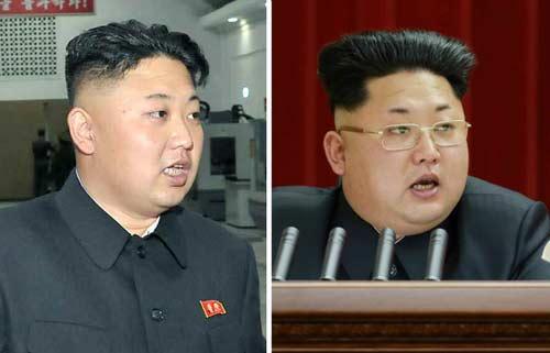 """Kim Jong-un """"gây sốt"""" với kiểu tóc mới - 2"""