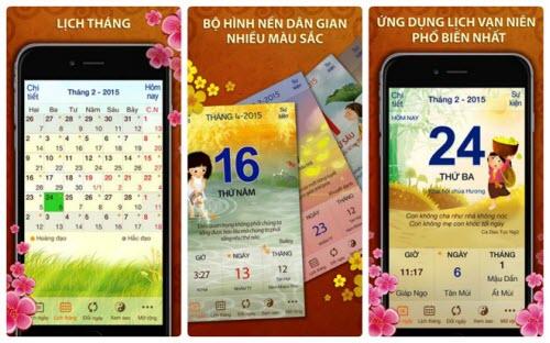 Hai ứng dụng Âm lịch nên cài trên điện thoại - 1