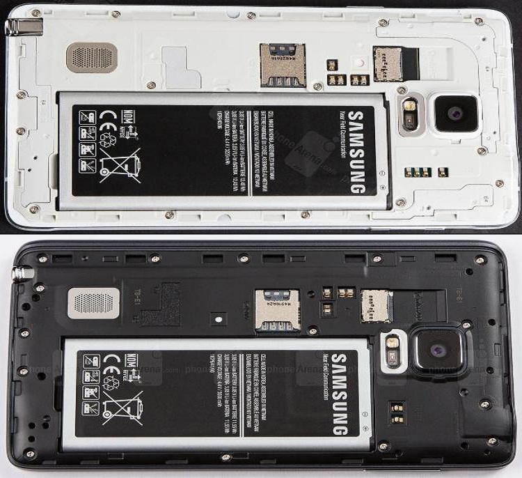 6 điểm khác biệt giữa Galaxy S6 và S6 Edge - 3