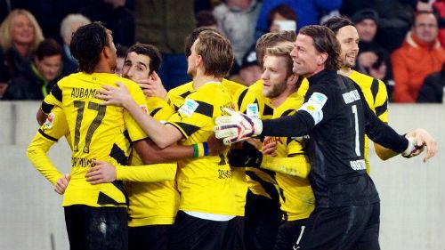 Stuttgart - Dortmund: Tiệc bàn thắng ngày trở lại - 1