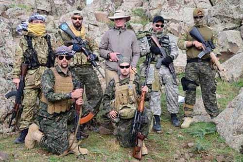Lính Anh đào ngũ tới Iraq chiến đấu chống IS - 2