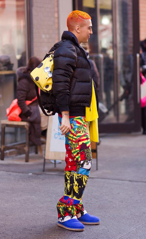 Hoàng Thùy lọt top thời trang phố ấn tượng ở New York - 7