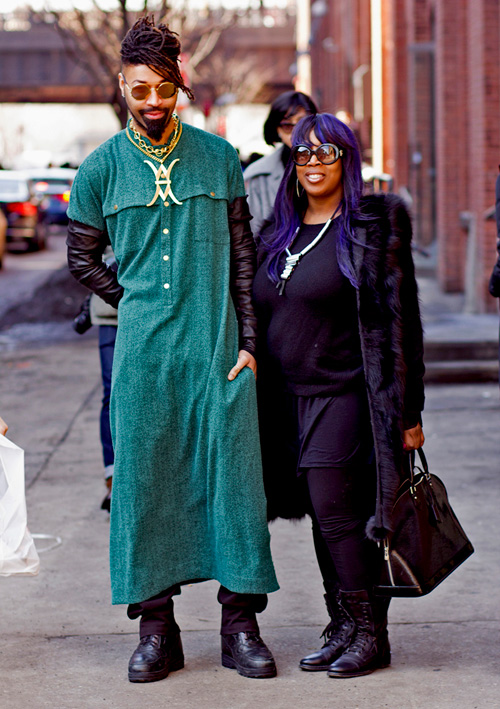 Hoàng Thùy lọt top thời trang phố ấn tượng ở New York - 11