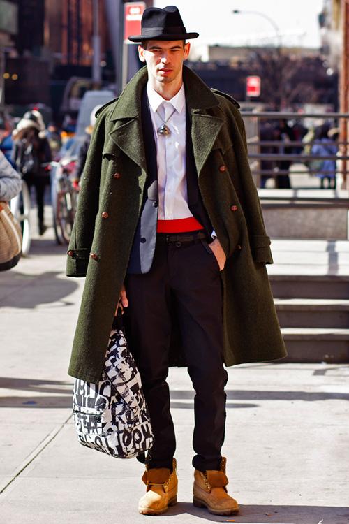 Hoàng Thùy lọt top thời trang phố ấn tượng ở New York - 15