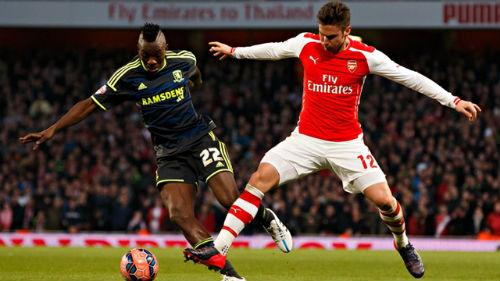 """Arsenal: Khi """"Pháo thủ"""" sắm vai """"ngư ông đắc lợi"""" - 1"""