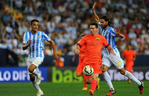 Barca – Malaga: Lời cảnh báo Man City - 2