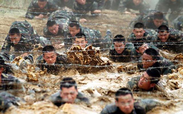 Giải mã 10 lực lượng đặc biệt của quân đội Trung Quốc - 1