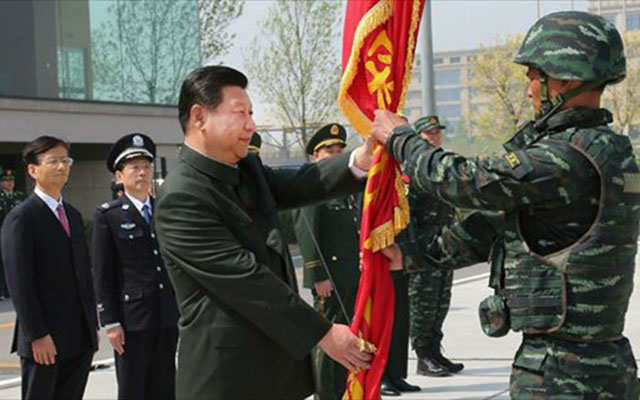 Giải mã 10 lực lượng đặc biệt của quân đội Trung Quốc - 4