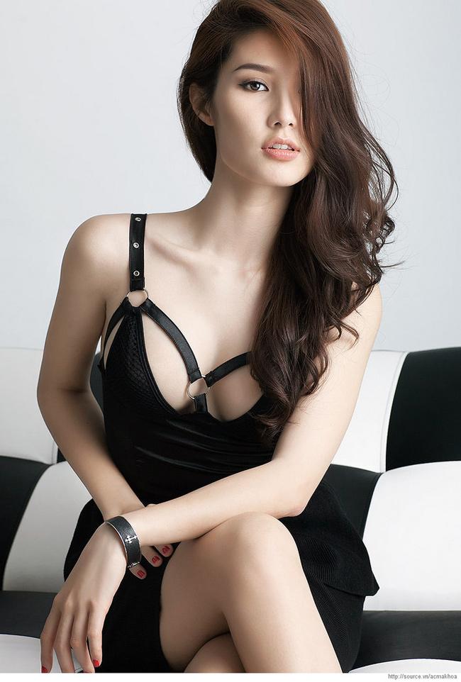 Say lòng trước vẻ đẹp của hot girl tuổi Mùi - 3
