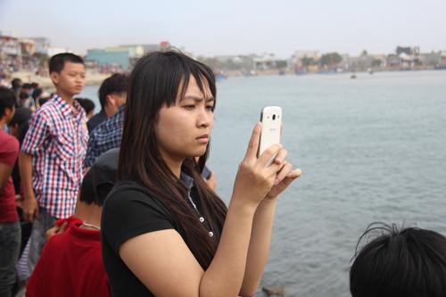 """Độc đáo lễ hội """"xông biển"""" đầu năm của ngư dân Quảng Ngãi - 5"""