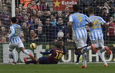TRỰC TIẾP Barca - Malaga: Bế tắc và bất lực (KT) - 3