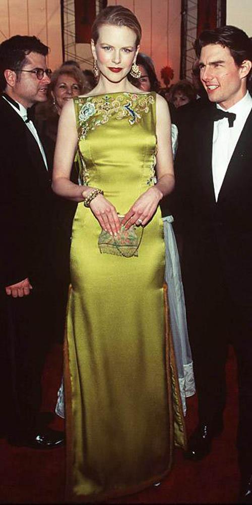 Những minh tinh mặc đẹp nhất qua các kỳ Oscar - 4