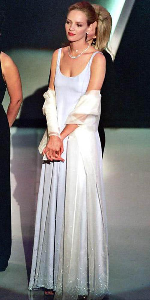 Những minh tinh mặc đẹp nhất qua các kỳ Oscar - 3
