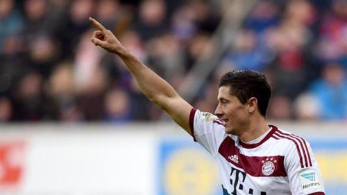 Paderborn - Bayern: Khẳng định uy quyền - 1