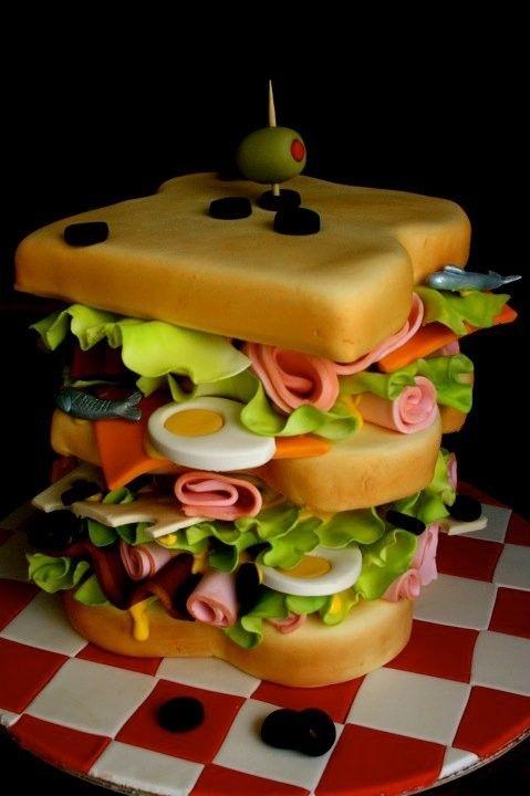 """Những chiếc bánh sinh nhật """"không nỡ ăn"""" vì quá đẹp - 3"""