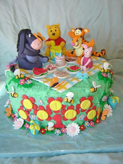 """Những chiếc bánh sinh nhật """"không nỡ ăn"""" vì quá đẹp - 8"""