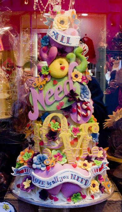 """Những chiếc bánh sinh nhật """"không nỡ ăn"""" vì quá đẹp - 14"""