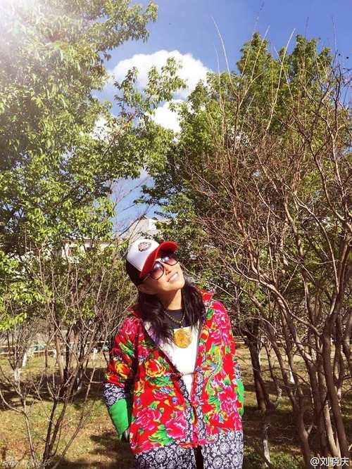 Mỹ nam mỹ nữ Hoa hào hứng du xuân, đón tết - 11