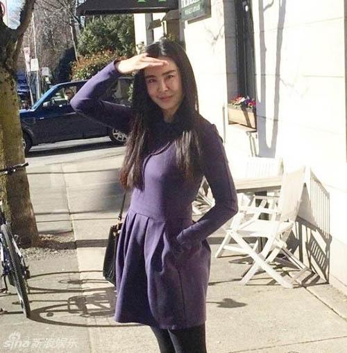 Mỹ nam mỹ nữ Hoa hào hứng du xuân, đón tết - 15