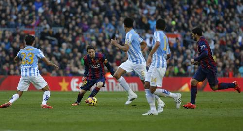 """Luis Enrique: """"Barca thua là đáng"""" - 1"""