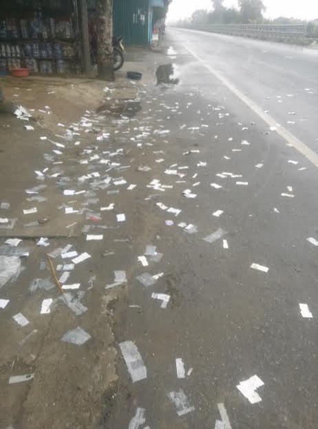 Pháo nổ ở Hà Nam: Người dân nói có, công an bảo không - 2